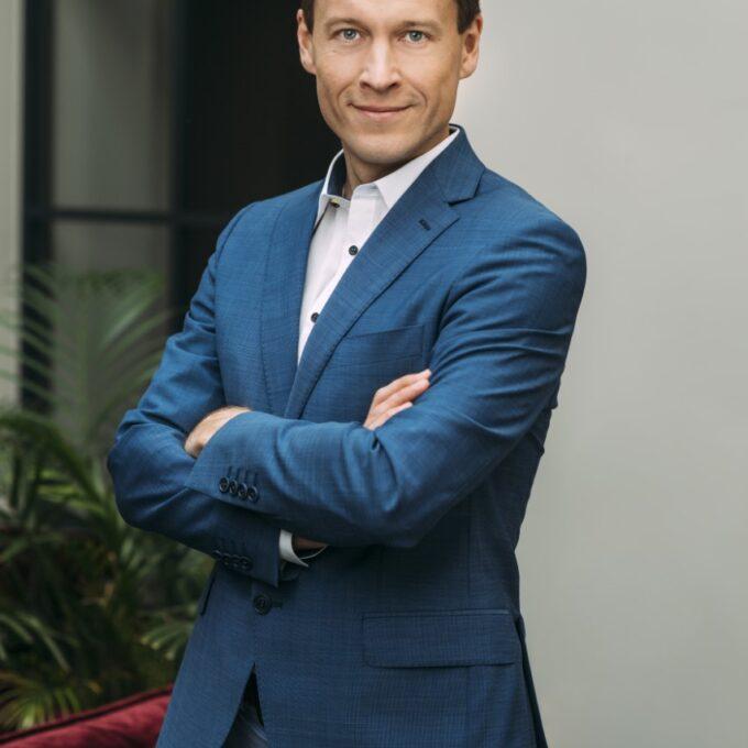 Lauri Antalainen, Digiwise-i juhataja Foto: Jake Farra